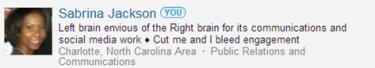 Sab LinkedIn Headline