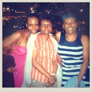 Me Mom Aunt