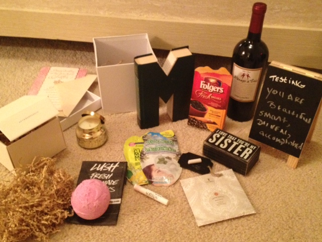 My Thoughtful Gifts...