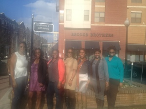 Beautiful Brown Girls Brunch Club @ Max's Wine Dive
