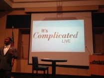 On Instagram it's @mrresourcemogul (Carlos), Introducing Paul Carrick Brunson at It's Complicated - Charlotte