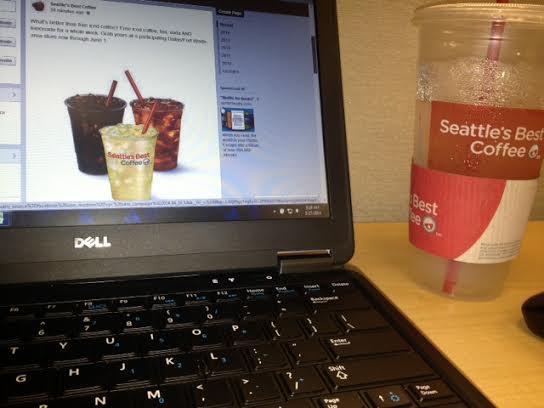 Free Coffee Lemonade Ice Tea from Seattle's Best
